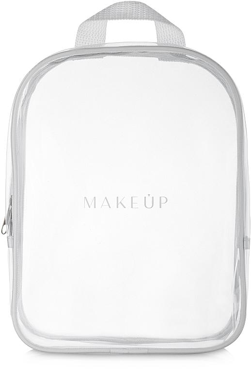 Kosmetiktasche weiß Beauty Bag - MakeUp (ohne Inhalt)