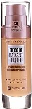 Düfte, Parfümerie und Kosmetik Feuchtigkeitsspendende Foundation - Maybelline New York Dream Radiant Liquid Hydrating Foundation