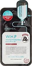 Düfte, Parfümerie und Kosmetik Regenerierende Gesichtsmaske - Mediheal W.H.P White Hydrating Black Mask Ex