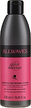 Düfte, Parfümerie und Kosmetik Farbschutz-Shampoo für coloriertes und gesträhntes Haar - Allwaves Color Defense Colour Protection Shampoo