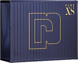 Düfte, Parfümerie und Kosmetik Paco Rabanne Pure XS - Duftset (Eau de Toilette 50ml + Duschgel 100ml)