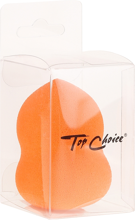 Make-up Schwamm Snowman 35869 orange - Top Choice Foundation Sponge — Bild N2