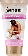 Düfte, Parfümerie und Kosmetik Beruhigende Lotion nach der Haarentfernung mit Arganöl - Joanna Sensual Balzam