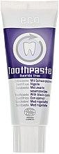 Düfte, Parfümerie und Kosmetik Zahnpaste mit Schwarzkümmel ohne Fluorid - Eco Cosmetics