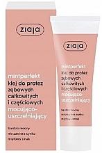 Düfte, Parfümerie und Kosmetik Zahnprothesen-Fixiercreme mit Minzgeschmack - Ziaja Mintperfekt