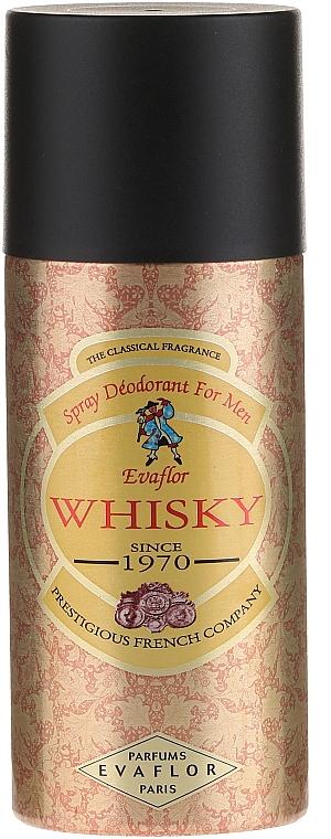 Evaflor Whisky - Deospray