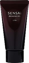Düfte, Parfümerie und Kosmetik Bräunungsgel für das Gesicht LSF 6 - Kanebo Sensai Bronzing Gel SPF6