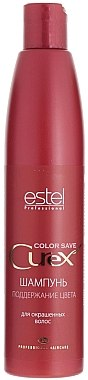 Farbschutz-Shampoo für coloriertes Haar - Estel Professional Color Save Curex