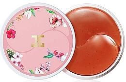 Düfte, Parfümerie und Kosmetik Hydrogel-Augenpatches mit Hibiskus-Extrakt - JayJun Roselle Tea Eye Gel Patch