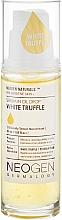 Düfte, Parfümerie und Kosmetik Feuchtigkeitsspendendes und pflegendes Gesichtsserum-Öl mit weißem Trüffelextrakt - Neogen Dermalogy White Truffle Serum In Oil Drop