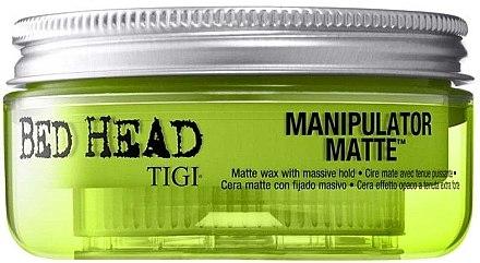 Mattierendes Haarwachs Starker Halt - Tigi Manipulator Matte