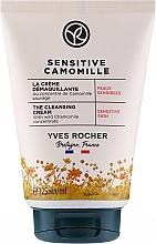 Düfte, Parfümerie und Kosmetik Gesichtscreme zum Abschminken mit Kamille - Yves Rocher Sensitive Camomille The Cleansing Cream