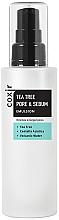 Düfte, Parfümerie und Kosmetik Porenminimierende und seboregulierende Gesichtsemulsion mit Teebaum - Coxir Tea Tree Pore & Sebum Emulsion