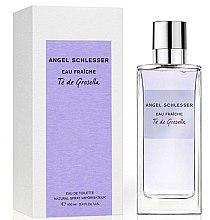 Düfte, Parfümerie und Kosmetik Angel Schlesser Eau Fraiche Te de Grosella - Eau de Toilette