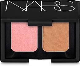 Düfte, Parfümerie und Kosmetik Make-up Palette - Nars Blush Bronzer Duo (Bronzer 5g + Rouge 4.7g)
