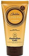 Düfte, Parfümerie und Kosmetik Bräunungsbeschleuniger mit Aloe Vera, Sheabutter und Vitamin E - Australian Gold Sunshine Golden Intensifier Professional Lotion