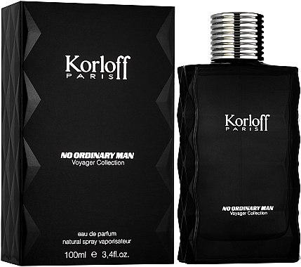 Korloff Paris No Ordinary Man - Eau de Parfum — Bild N1