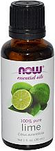 Düfte, Parfümerie und Kosmetik Ätherisches Öl Limette - Now Foods Essential Oils 100% Pure Lime