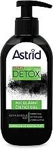 Düfte, Parfümerie und Kosmetik Detox Mizellen-Reinigungsgel für normale und fettige Haut - Astrid Citylife Detox