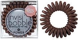 Düfte, Parfümerie und Kosmetik Haargummis braun 3 St. - Invisibobble Power Pretzel Brown