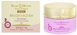 Düfte, Parfümerie und Kosmetik Augenkonturcreme - Frais Monde Pro Bio-Age Eye Cream