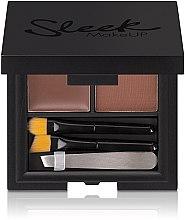 Düfte, Parfümerie und Kosmetik Augenbrauen Set - Sleek MakeUP Brow Kit