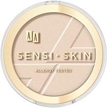 Düfte, Parfümerie und Kosmetik Mattierender Gesichtspuder - AA Sensi Skin Mattifing Powder