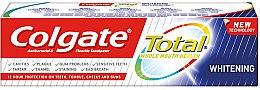 """Düfte, Parfümerie und Kosmetik Zahnpasta """"All In One Protection"""" - Colgate Total Whitening Toothpaste New Technology"""