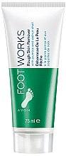 Düfte, Parfümerie und Kosmetik Fußcreme mit Peeling-Effekt - Avon Foot Works Rough Skin Remover