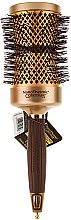 Düfte, Parfümerie und Kosmetik Runde Haarbürste 62 mm - Olivia Garden Nano Thermic Ceramic + Ion Thermic Contour Thermal d 62