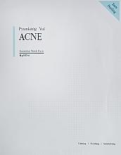 Düfte, Parfümerie und Kosmetik Professionelle Anti-Akne Gesichtsmaske mit Weidenextrakt - Pyunkang Yul Acne Dressing Mask Pack
