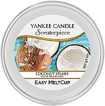 Düfte, Parfümerie und Kosmetik Tart-Duftwachs Coconut Splash - Yankee Candle Coconut Splash Melt Cup