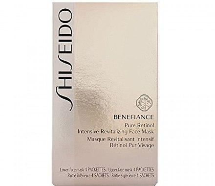 Intensiv revitalisierende Gesichtsmaske - Shiseido Benefiance Pure Retinol Intensive Revitalizing Face Mask — Bild N3
