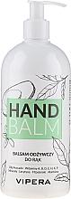 Düfte, Parfümerie und Kosmetik Pflegender Handbalsam mit Avocadoöl - Vipera Nourishing Hand Balm