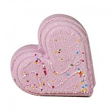 Düfte, Parfümerie und Kosmetik Badebombe mit Kirschduft in Herzform - The Secret Soap Store