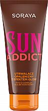 Düfte, Parfümerie und Kosmetik Bräunungsbeschläuniger mit Glow-Effekt - Soraya Sun Addict