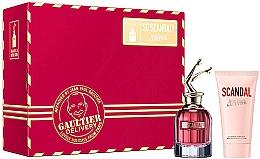 Düfte, Parfümerie und Kosmetik Jean Paul Gaultier So Scandal - Duftset (Eau de Parfum 50ml + Körperlotion 75ml)