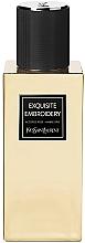 Düfte, Parfümerie und Kosmetik Yves Saint Laurent Exquisite Embroidery - Eau de Parfum