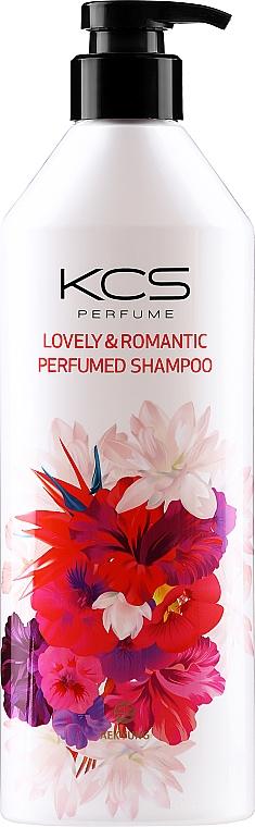 Parfümiertes Shampoo für strapaziertes Haar - KCS Lovely & Romantic Perfumed Shampoo