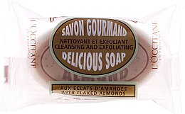 Düfte, Parfümerie und Kosmetik Seife mit Mandelöl - L'Occitane Almond Delicious Soap