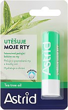 Düfte, Parfümerie und Kosmetik Lippenbalsam - Astrid Intensive Care Lip Balm And Tea Tree