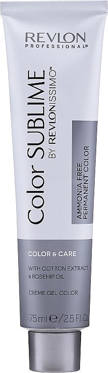 Ammoniakfreie Haarfarbe - Revlon Professional Color Sublime