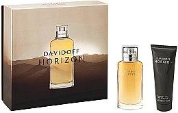 Düfte, Parfümerie und Kosmetik Davidoff Horizon - Duftset (Eau de Toilette 125ml + Duschgel 75ml)