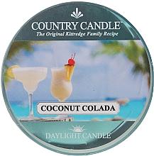 Düfte, Parfümerie und Kosmetik Duftkerze Daylight Coconut Colada - Country Candle Coconut Colada