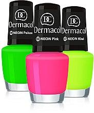 Düfte, Parfümerie und Kosmetik Nagellack - Dermacol Neon Nail Polish