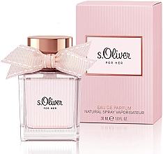 Düfte, Parfümerie und Kosmetik S.Oliver For Her - Eau de Parfum