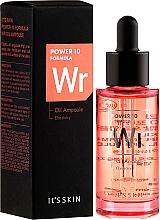 Düfte, Parfümerie und Kosmetik Gesichtsöl für mehr Elastizität - It's Skin Power 10 Formula Ulei de fata WR Ampoule