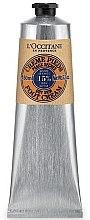 """Düfte, Parfümerie und Kosmetik Fußcreme """"Sheabutter"""" - L'Occitane Shea Butter Foot Cream"""