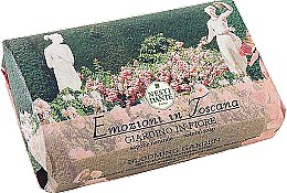 Düfte, Parfümerie und Kosmetik Naturseife Blooming Garden - Nesti Dante Natural Soap Emozioni in Toscana Collection
