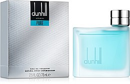 Düfte, Parfümerie und Kosmetik Alfred Dunhill Pure - Eau de Toilette